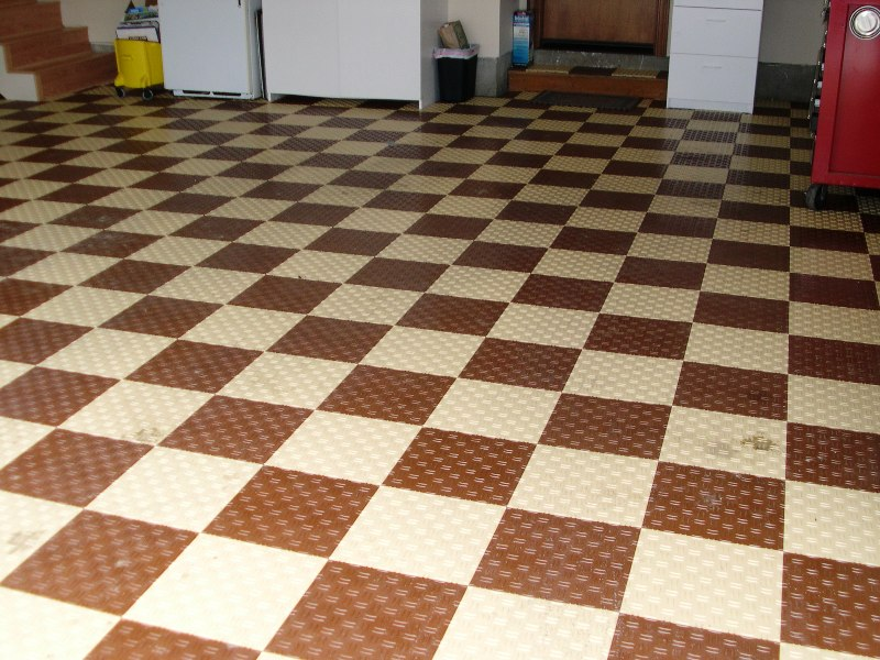 Lowes garage flooring tiles