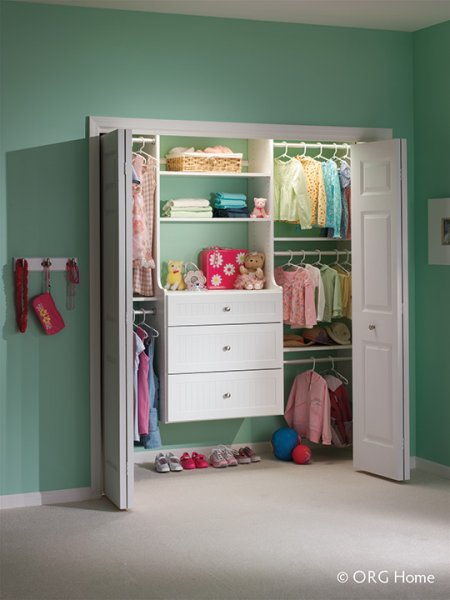 Custom Closets And Bedrooms