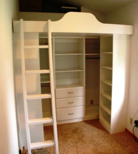 Other Funky Projects Custom Closets And Bedrooms