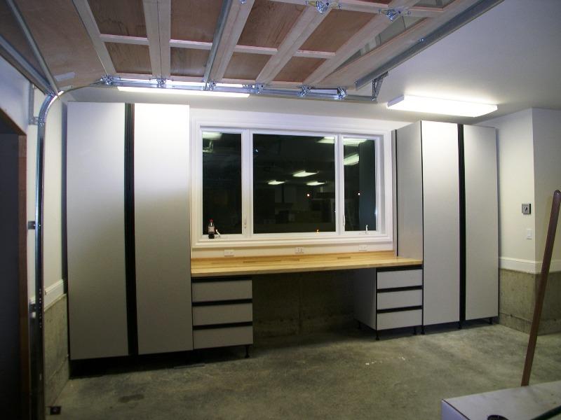 Folkstone Garage Cabinets 1