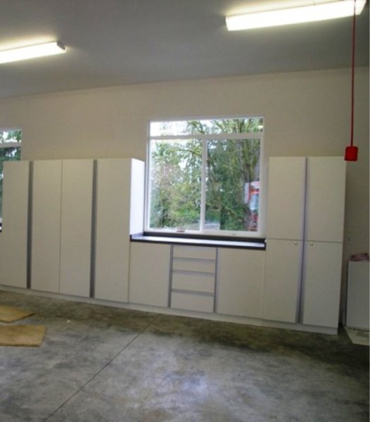 Garage Cabinets Workbenches Custom Closets And Bedrooms Bellingham Custom Closets And
