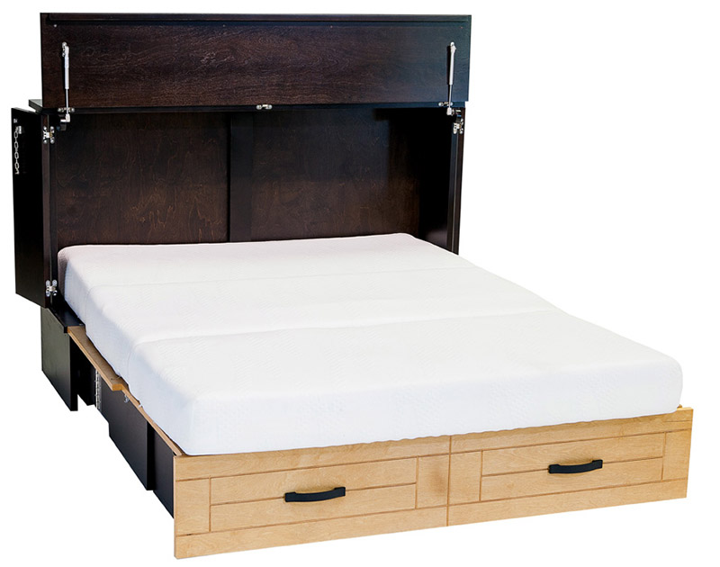 Cabinet Bed | The Metro